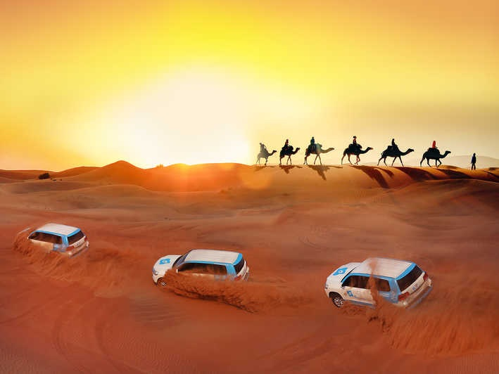History of UAE and Relationship with Desert Safari