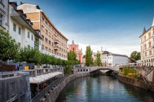 Three of the best places to visit in Slovenia
