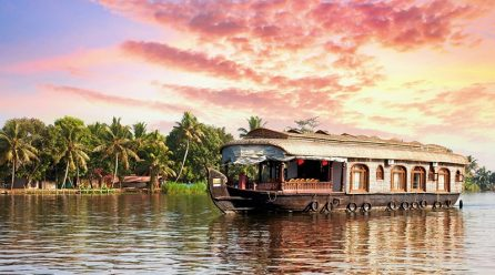 A Languorous Journey through the Backwaters of Kerala