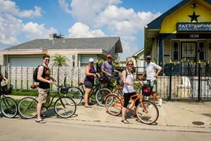 A Perfect Bike Tour to New Orleans