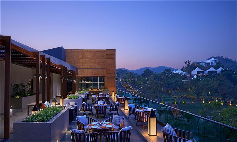 Taj Aravali Resort & Spa – Luxury Stay at the Foothills of Aravali Range