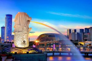 Why Singapore! Learn about one of the most modern cities in the world!