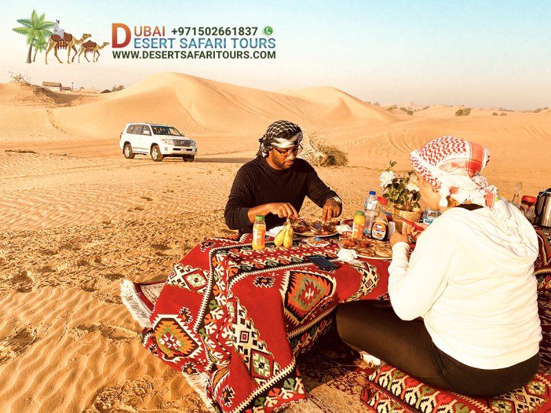 Glorious and never-to-be-forgotten sunrise desert safari Dubai