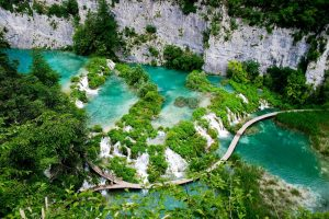 What Is Special in the Plitvice Lake National Park
