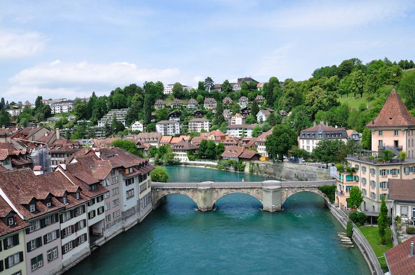 The Best Way To Travel to Switzerland