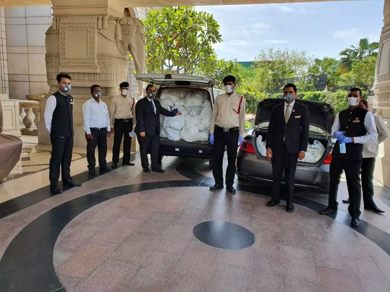 Why The Leela hotel is safe to stay after lockdown?